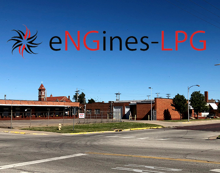 eNGines-LPG to Locate in Hutchinson Photo - Click Here to See